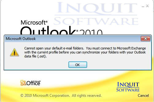 Outlook mailbox errors solution with OST to PST Converter - Tips